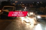 İzmir Buca'da trafik kazası!