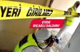 İzmir'de bıçaklı saldırı!