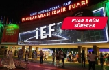 İzmir Enternasyonal Fuarı 89'uncu kez kapılarını açtı