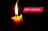 İzmir'in 19 ilçesinde elektrik kesintisi!
