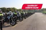 """İzmir'in yeni trafikçi """"şahinleri"""" göreve hazır"""