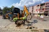 Kiraz'da doğalgaz çalışmaları başladı
