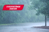 Meteoroloji'den yağış ve fırtına uyarısı