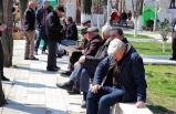O ilçede65 yaşüstü vatandaşlara sokağa çıkma kısıtlaması getirildi