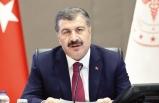 """Sağlık Bakanı Koca'dan """"şiddete karşı bir olmalıyız"""" çağrısı"""