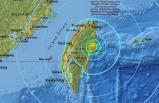 Tayvan'da 5,1 büyüklüğünde deprem