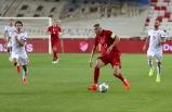 Türkiye: 0 - Macaristan: 1