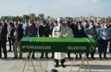 Afyonkarahisar Eczacılar Odası Başkanı Köken'in cenazesi defnedildi