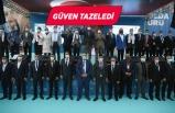 AK Parti Konak İlçe Kongresi yapıldı