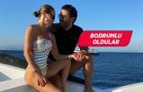 Bodrum'dan ev aldılar
