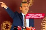CHP'li Özgür Özel, gündemi değerlendirdi