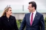 Ekrem İmamoğlu'ndan eşine romantik jest
