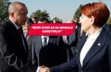 İyi Partili Aytun Çıray, Erdoğan'ın Akşener'e yazdığı mektubu paylaştı!