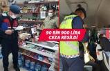 İzmir'de Kovid-19 tedbirleri kapsamında ceza kesildi