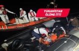 İzmir'de Türk kara sularına itilen 78 sığınmacı kurtarıldı
