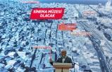 İzmir'deki tarihi Yıldız Sineması sanat merkezine dönüştürülecek