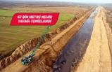 Manisa'nın nehirlerine DSİ'den neşter