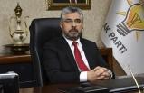 AK Parti İl Başkanı'nın Kovid-19 testi pozitif çıktı