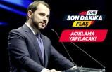 Berat Albayrak'ın istifasıyla ilgili İletişim Başkanlığı'ndan açıklama yapılacak