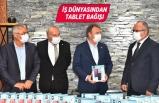 Bornova'da hedef 5 bin tablet