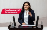 CHP'li Av. Sevda Erdan Kılıç'tan kadına şiddete karşı açıklama