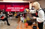 Çiğli Belediyesi'nin istihdama destek kursları sürüyor
