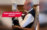 Erdoğan, enkazdan kurtarılan Ayda'nın babasıyla telefonda görüştü