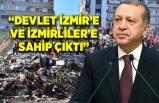 Erdoğan'dan 'İzmir depremi' açıklaması