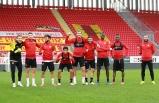 Göztepe, MKE Ankaragücü maçının hazırlıklarını sürdürüyor