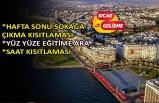 İzmir dahil 5 il için flaş önlemler masada!