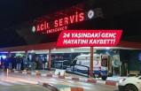 İzmir'de otomobilin çarptığı yaya hayatını kaybetti