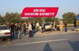 İzmir'de trafik kazası kaza!