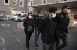 İzmir'deki DEAŞ operasyonunda 5 şüpheli adliyeye sevk edildi