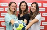 Kadınlar hentbolda Türk randevusu