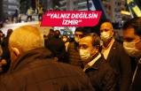 Konak Belediyesi Bayraklı nöbetinde