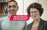 Koronavirüs aşısını bulan Türk çift Amerikan basınında