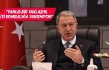 """Milli Savunma Bakanı Akar'dan """"tezkere"""" değerlendirmesi"""