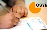ÖSYM'nin sınavlarına girecek adaylar dikkat!