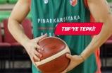 Pınar Karşıyaka'dan maçı ertelemeyen TBF'ye tepki!