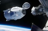 SpaceX mekiği Uluslararası Uzay İstasyonuna ulaştı