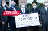 TİM ve İhracatçı Birlikleri'nden 10 Milyon TL'lik destek