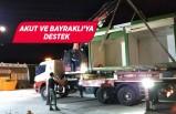 Torbalı Belediyesi Bayraklı'nın yardımına koştu
