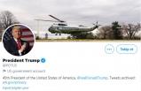 """Twitter, """"POTUS"""" hesabını Joe Biden'a devredecek"""