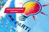 AK Parti'den 'Menemen' çıkışı