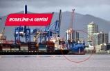 Alman askerlerinin arama yaptığı Türk gemisi İzmir'e demir attı