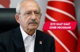 CHP Lideri'nden 'deprem' mesaisi