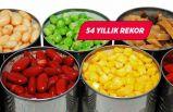 Ege Bölgesi'nden yaş meyve sebze ve mamulleri ihracatında rekor
