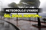 Ege kıyılarında kuvvetli yağış uyarısı!