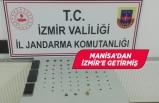 İzmir'de 65 tarihi eser ele geçirildi
