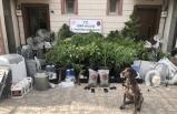 İzmir'de uyuşturucu operasyonu: 4 kişi yakalandı